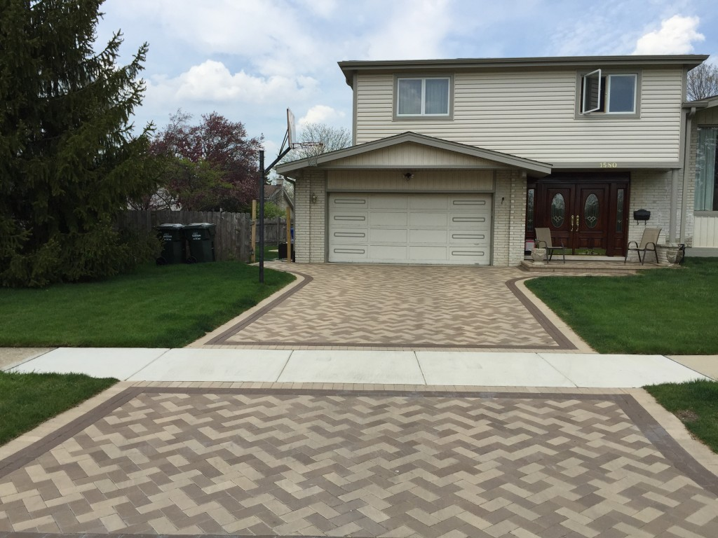 Driveway Clay #52,53,54 1