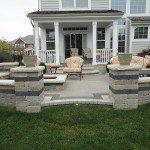 brick paver patio glenview