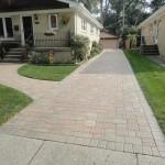 brick paver driveway elk grove