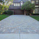 brick paver driveway deerfield