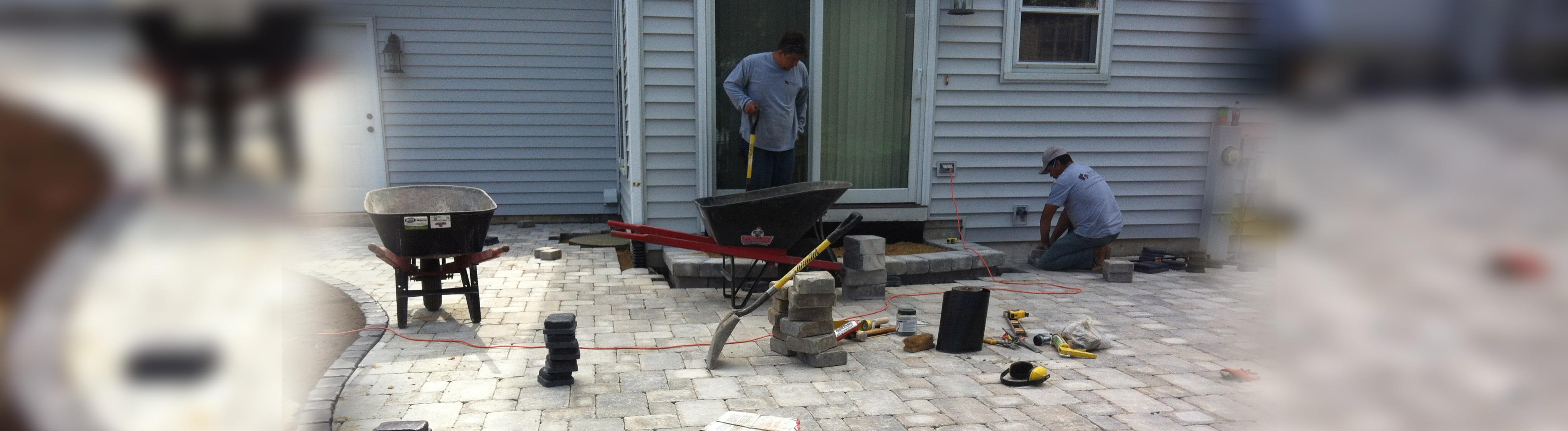 brick paver repair hoffman estates