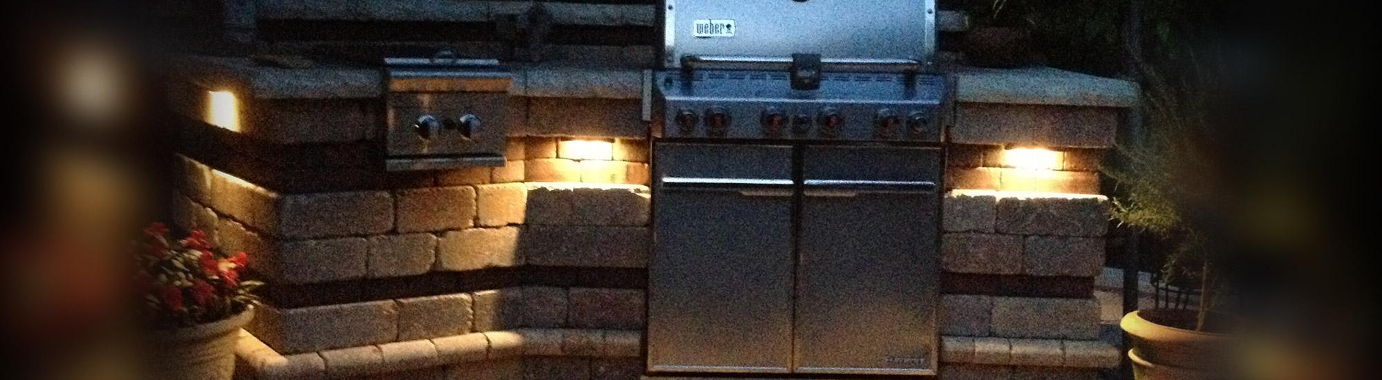 brick paver grill enclouser mt prospect