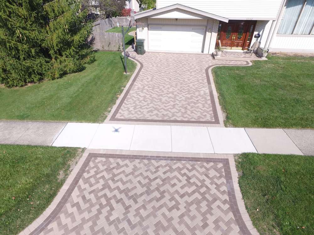 Driveway Clay #52,53,54