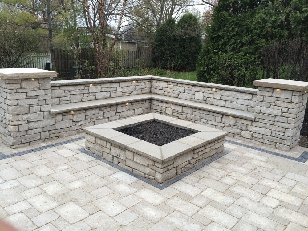 Firepit Natural Stone (5)