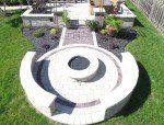 brick paver patio palatine